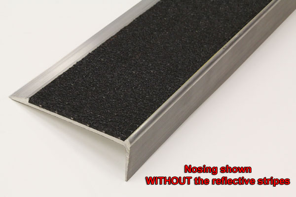 Aluminum Stair Nosings Are Metal Stair Nosings By American Stair Treads