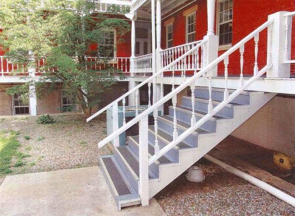 ... Grit Strip Metal Stair Treads ...
