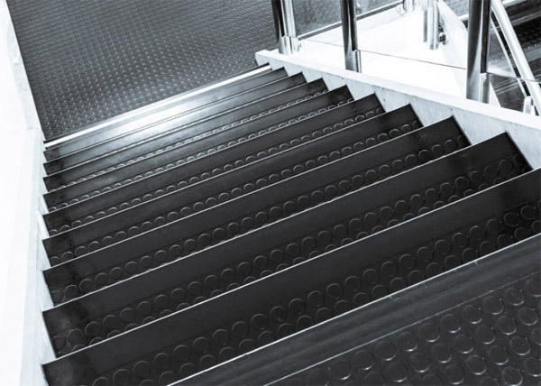 Orbitread Rubber Stair Treads Orbitread Rubber Stair Treads