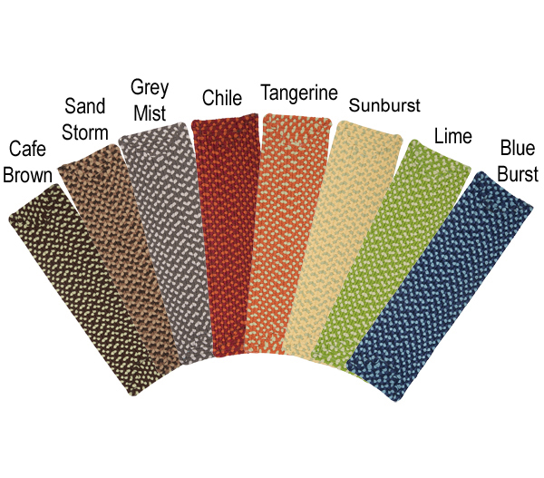 Outdoor Carpet Stair Treads   Multi Color