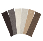 Wool Stair Treads - Solid Color